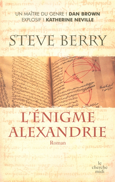 L' énigme Alexandrie | Berry, Steve (1955-....). Auteur