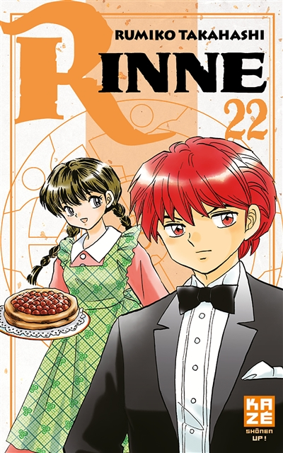 Rinne. 22, ,  22 | Takahashi, Rumiko (1957-....). Auteur