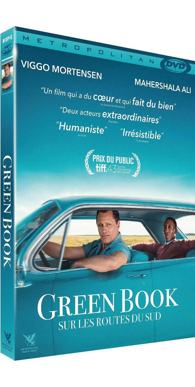 Green Book : Sur les Routes du Sud / Film de Peter Farrelly  | Farrelly, Peter. Metteur en scène ou réalisateur. Scénariste
