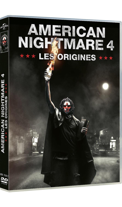 American Nightmare 4 : les origines / Gerard Mcmurray | McMurray, Gerard. Monteur