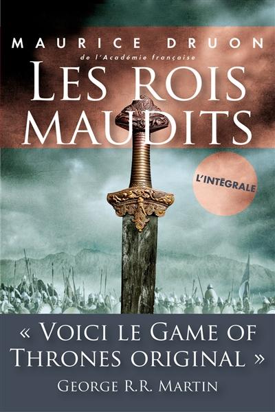 Couverture de : Les rois maudits : roman historique