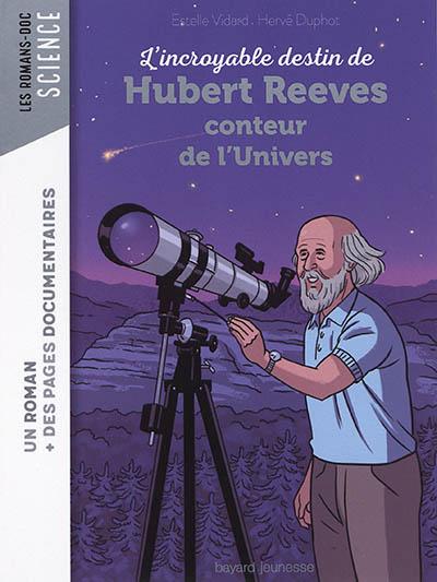 L'incroyable destin de Hubert Reeves, conteur de l'Univers