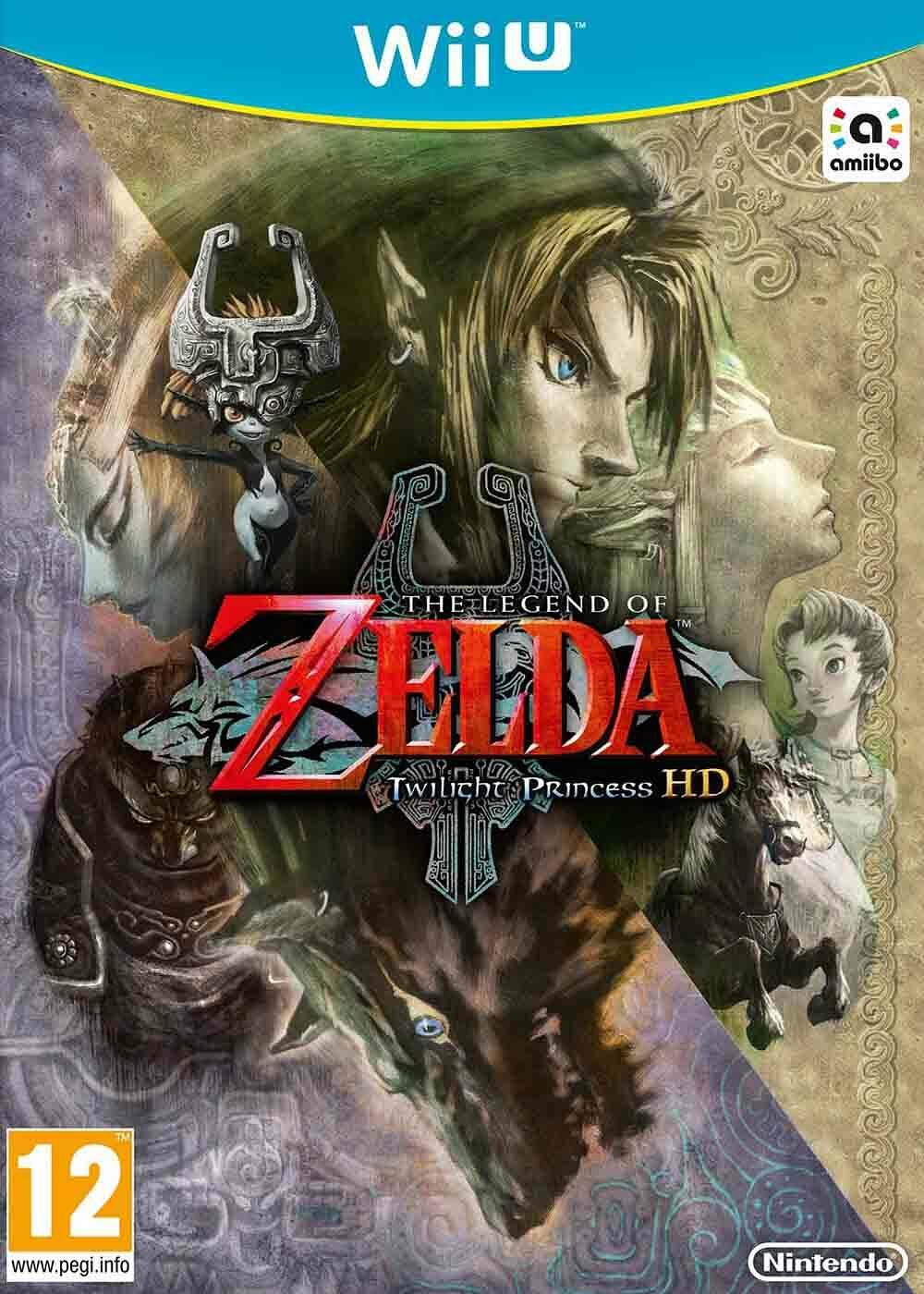 The Legend Of Zelda : Twilight Princess HD |