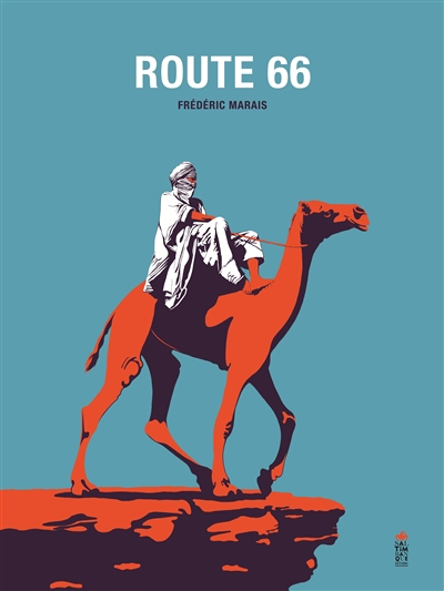 Couverture de : Route 66