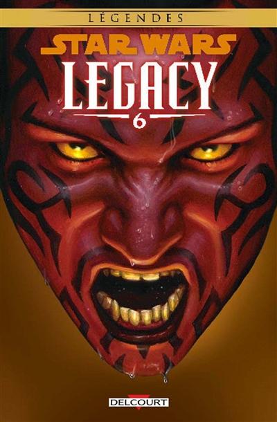 Star Wars Legacy. 6, Renégat / scénario John Ostrander, Jan Duursema | Ostrander, John. Auteur