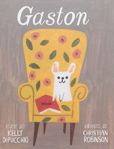 Gaston | Dipucchio, Kelly. Auteur