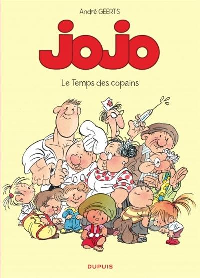 Le Temps des copains | André Geerts (1955-2010). Auteur