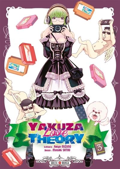 Yakuza love theory. Vol. 3