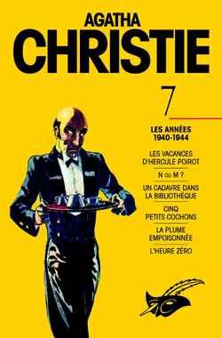 Agatha Christie. 7, Les années 1940-1944 | Agatha Christie (1890-1976)