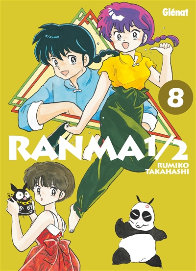 Ranma 1/2 : [Édition originale]. 8 / Rumiko Takahashi   Takahashi, Rumiko (1957-....). Auteur