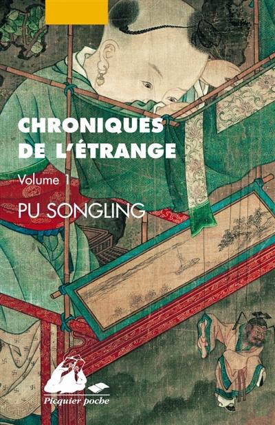 Chroniques de l'étrange. Vol. 1