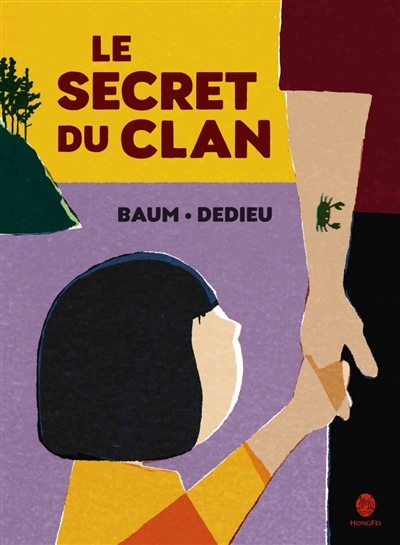 secret du clan (Le) | Baum, Gilles (1975-....). Auteur