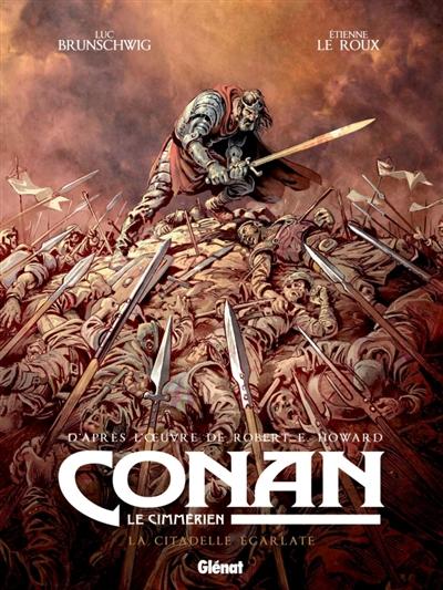 Conan le Cimmérien. La citadelle écarlate