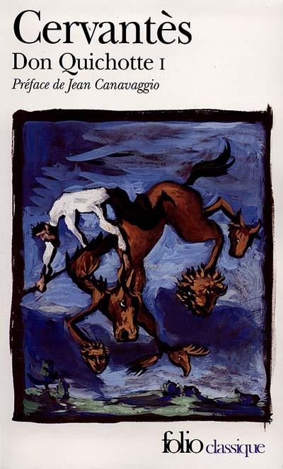 Ingénieux hidalgo Don Quichotte de la Manche (L') | Cervantes Saavedra, Miguel de (1547-1616)