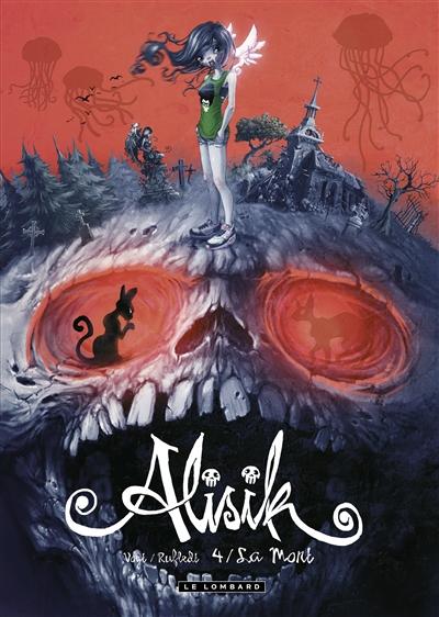 Alisik. 4, La mort / scénario Hubertus Rufledt, Helge Vogt | Rufledt, Hubertus. Auteur