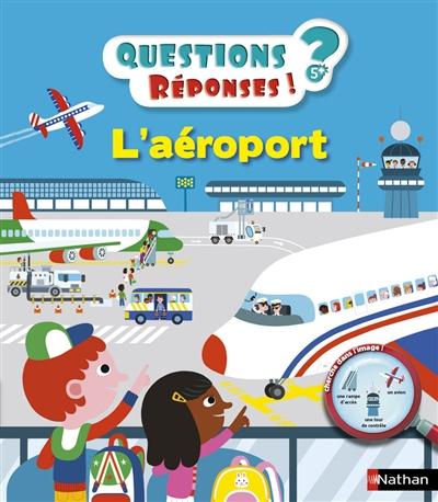 aéroport (L')   Godard, Philippe (1959-....). Auteur
