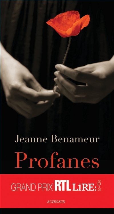 Profanes | Benameur, Jeanne (1952-....). Auteur
