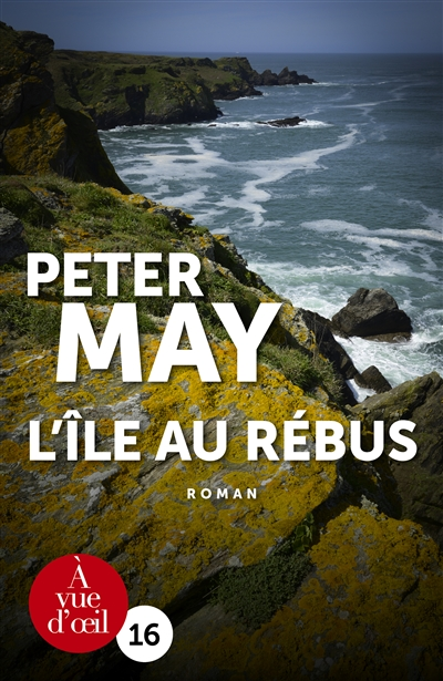 L'île au rébus   Peter May (1951-....) - romancier. Auteur