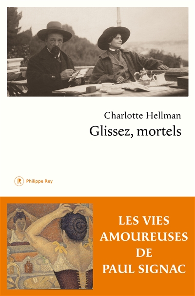 Glissez, mortels / Charlotte Hellman | Hellman, Charlotte. Auteur