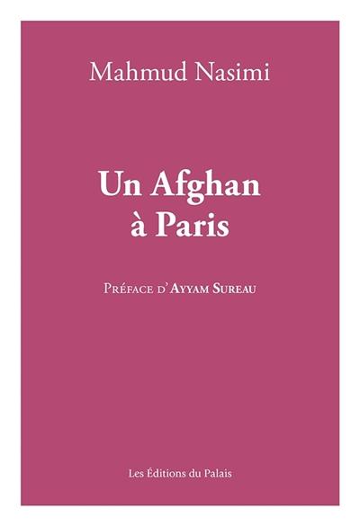 Un afghan à paris