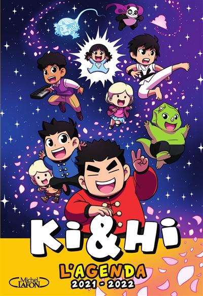 Ki & Hi : l'agenda 2021-2022