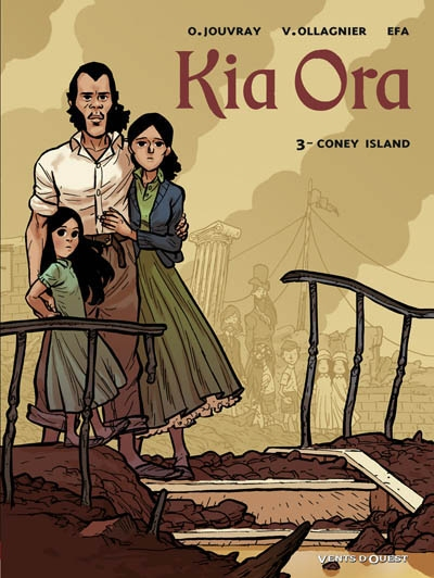 Kia Ora. Vol. 3
