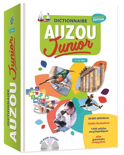 Dictionnaire Auzou junior : 7-11 ans