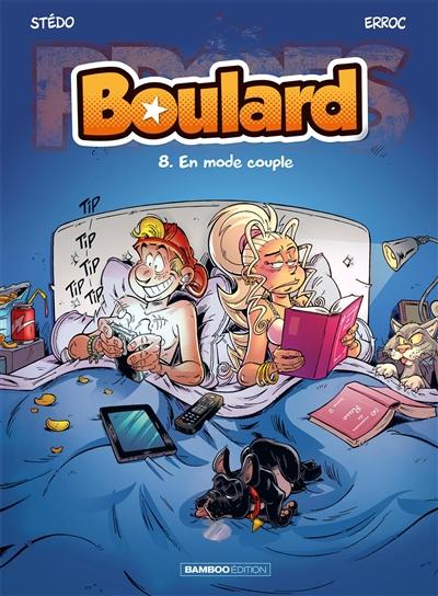 Boulard. Vol. 8. En mode couple