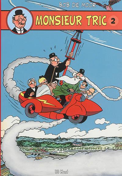 Monsieur Tric. Vol. 2. Années 1954-1955