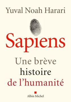 Couverture de : Sapiens : une brève histoire de l'humanité