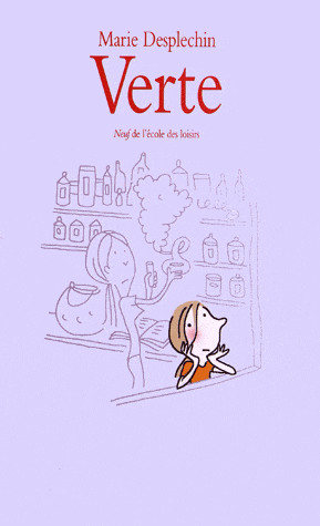 Verte | Desplechin, Marie (1959-....). Auteur