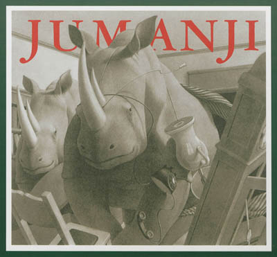 Jumanji   Van Allsburg, Chris (1949-....). Auteur