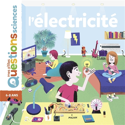 L'électricité | Faure, Cédric (19..-....) - professeur des écoles. Auteur