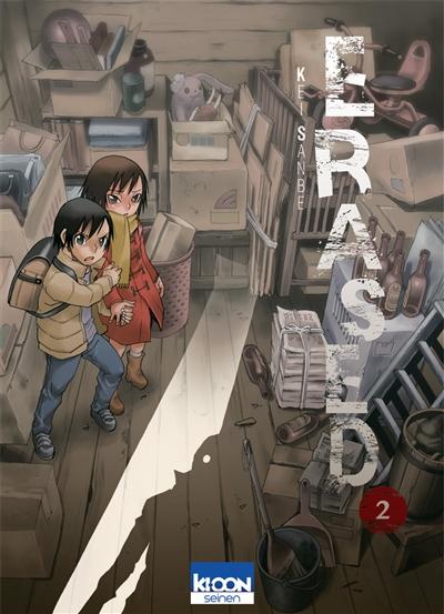 Erased. 2 / Kei Sanbe   Sanbe, Kei. Auteur
