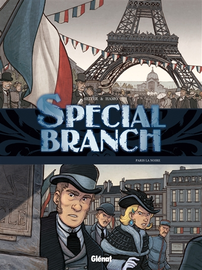 Special Branch. Vol. 5. Paris la noire
