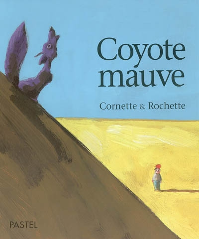 Coyote-mauve