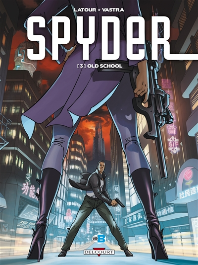 Spyder. Vol. 3. Old school