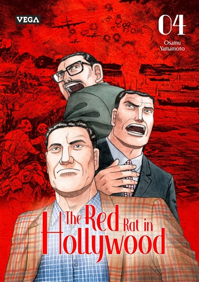 The Red Rat in Hollywood. 4 | Yamamoto, Osamu (1954-....). Scénariste. Illustrateur