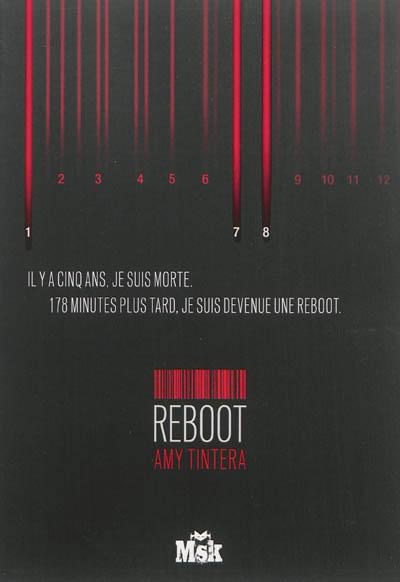 Reboot ; 1 | Tintera, Amy. Auteur