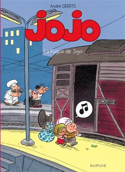 Jojo. 2, La fugue de Jojo | André Geerts (1955-2010)