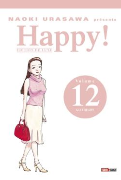 Happy ! : édition de luxe. Vol. 12. Go ahead !!