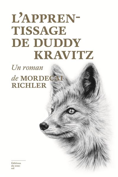 L'Apprentissage de Duddy Kravitz   Richler, Mordecai (1931-2001)