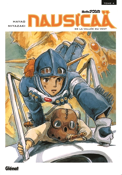 Nausicaä de la vallée du vent. Tome 4   Miyazaki, Hayao (1941-....). Auteur