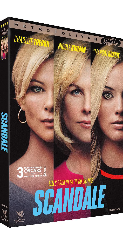 Scandale / Film de Jay Roach    Roach, Jay. Metteur en scène ou réalisateur