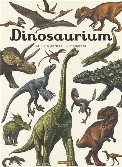 Dinosaurium | Murray, Lily. Auteur