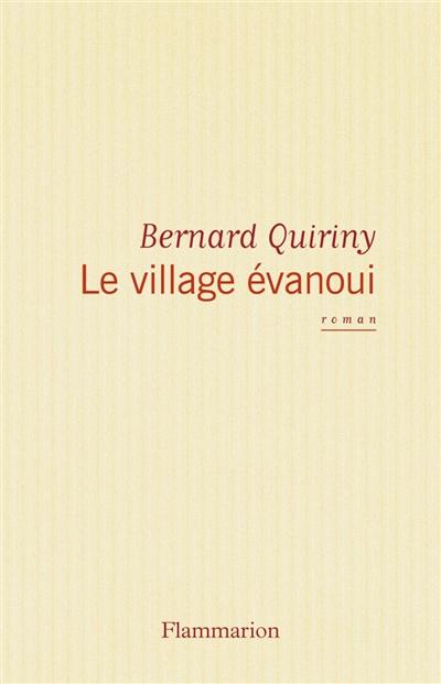 Le-village-évanoui-:-roman