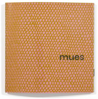 Mues / [dessins de] Mathilde Cochepin | Cochepin, Mathilde (1993-....). Illustrateur