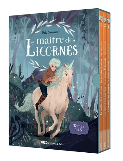 Le maître des licornes : tomes 1 à 3
