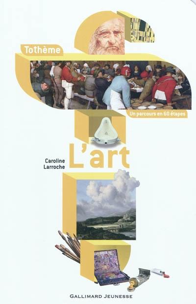 L'art | Caroline Larroche (1961-....). Auteur