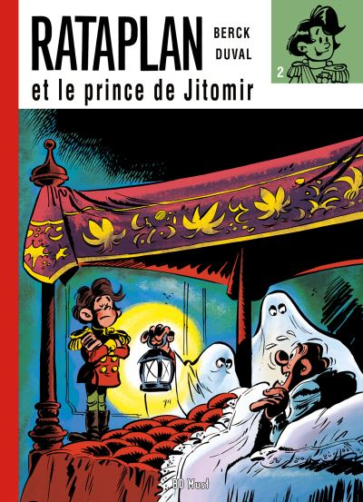 Rataplan. Vol. 2. Rataplan et le prince de Jitomir